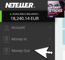 Como depositar dinheiro na SureTrader usando Neteller
