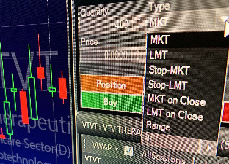 Tipos de Ordens Explicadas para Day Trading de Penny Stocks