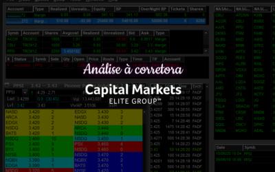 Análise à corretora CMEG (Capital Markets Elite Group)