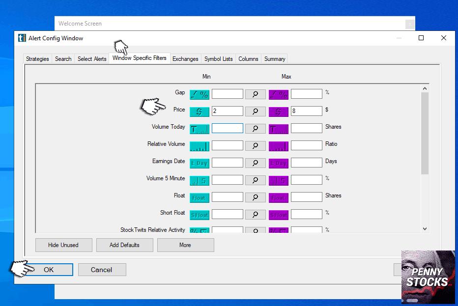 Como criar janelas personalizadas